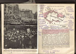 Tshekkoslovakia 1938